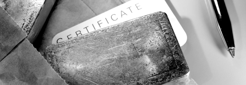 FSTB завершило консультации по режиму регистрации для дилеров драгоценных металлов и камней